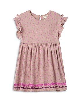 Peek Kids - Girls' Zora Star Print Dress - Little Kid, Big Kid