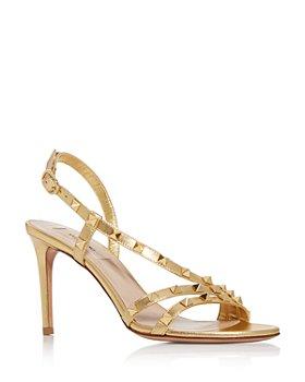 Valentino Garavani - Women's Embellished Strappy High Heel Sandals