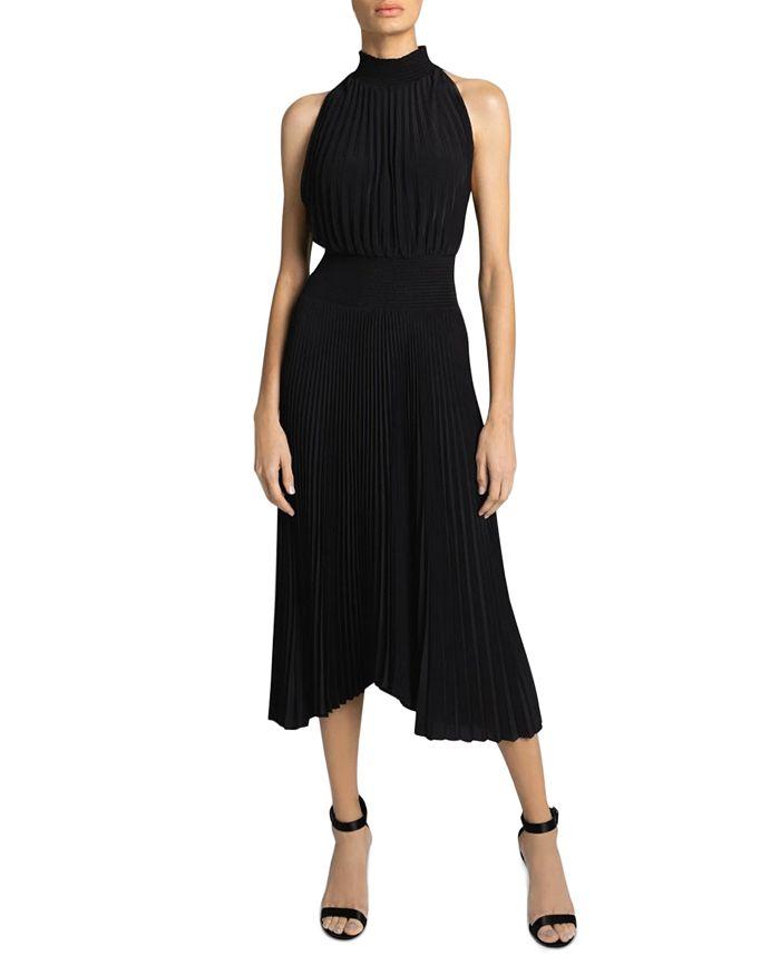 A.L.C. - Renzo Pleated Midi Dress