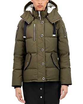 Moose Knuckles - Knowlesville Hooded Down Coat
