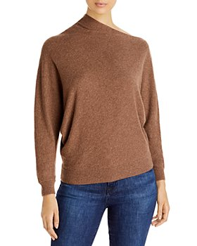 Lafayette 148 New York - Cashmere Draped Neck Sweater