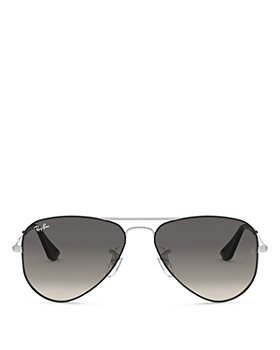 Ray-Ban - Junior Unisex Pilot Sunglasses, 50mm