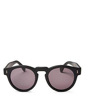 Illesteva - Unisex Leonard Round Sunglasses 48mm
