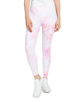 AQUA - Tie Dye High Rise Leggings - 100% Exclusive