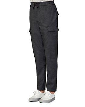 Officine Générale - Wool Cargo Pants