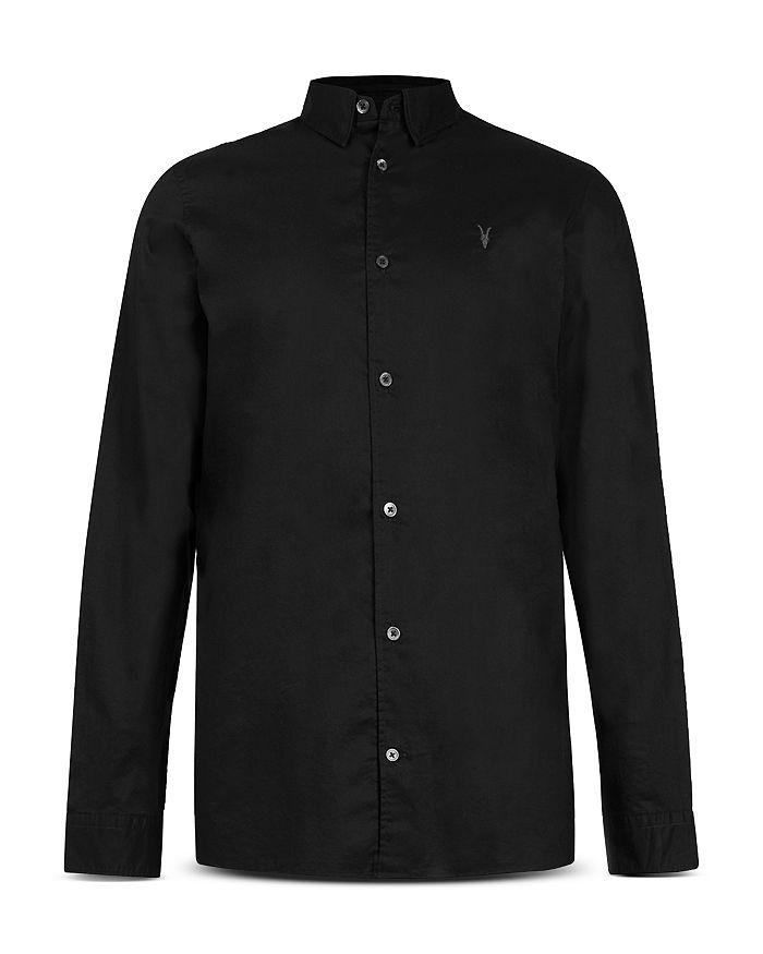 ALLSAINTS - Lindholm Cotton Shirt