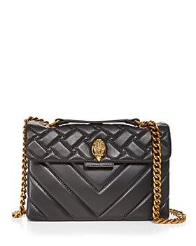 KURT GEIGER LONDON - Kensington Leather Shoulder Bag