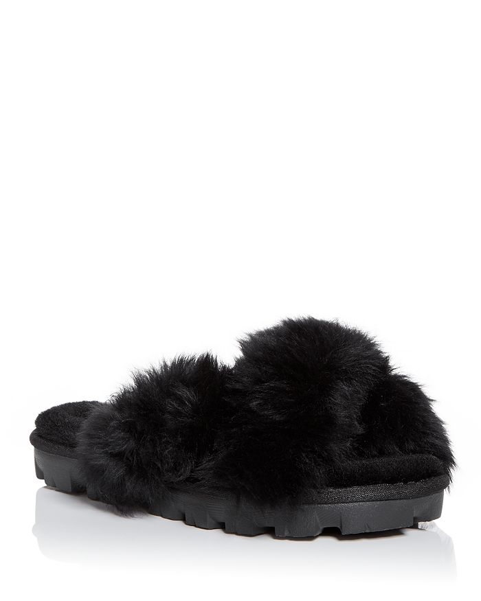 UGG® - Women's Fuzzalicious Slide Slippers
