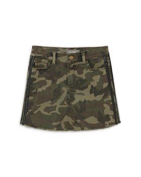 DL1961 - Girls' Jenny Camo Print Denim Skirt - Big Kid