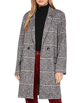Sanctuary - Carlyle Plaid Coat