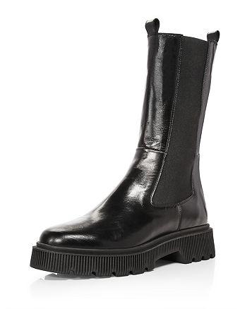 KURT GEIGER LONDON - Women's Stint Pull On Platform Boots - 100% Exclusive