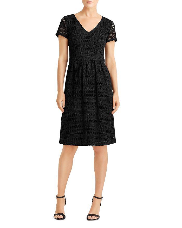 Ralph Lauren - Geometric Print Jersey Dress