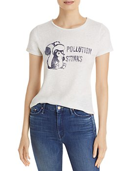 MOTHER - Graphic Print Tee