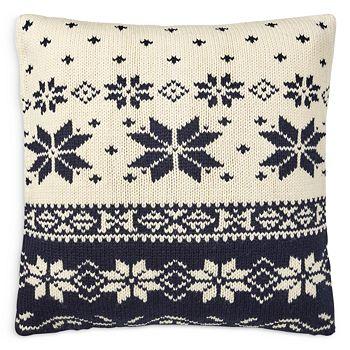 """Ralph Lauren - Brynden Knit Throw Pillow, 20"""" X 20"""""""