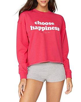 Spiritual Gangster - Mazzy Happiness Sweatshirt
