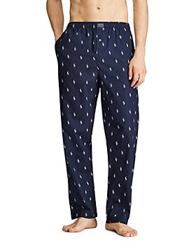 Polo Ralph Lauren - Allover Pony Print Pajama Pants
