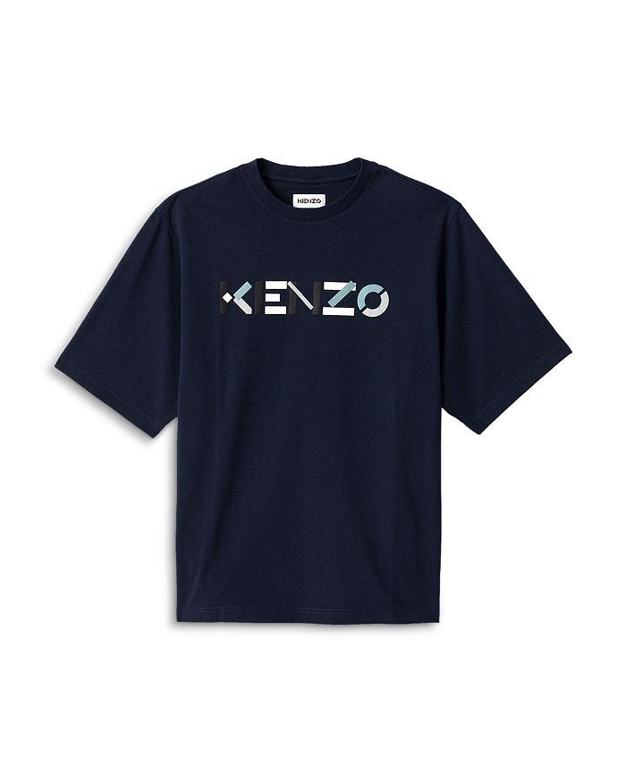 Kenzo - Multicolor Logo Tee