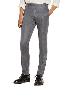 Sandro - 120s Wool Flannel Suit Pants