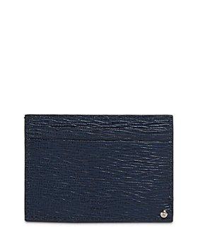 Salvatore Ferragamo - Gancini Leather Credit Card Holder