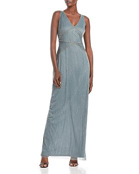 Adrianna Papell - Beaded Gown