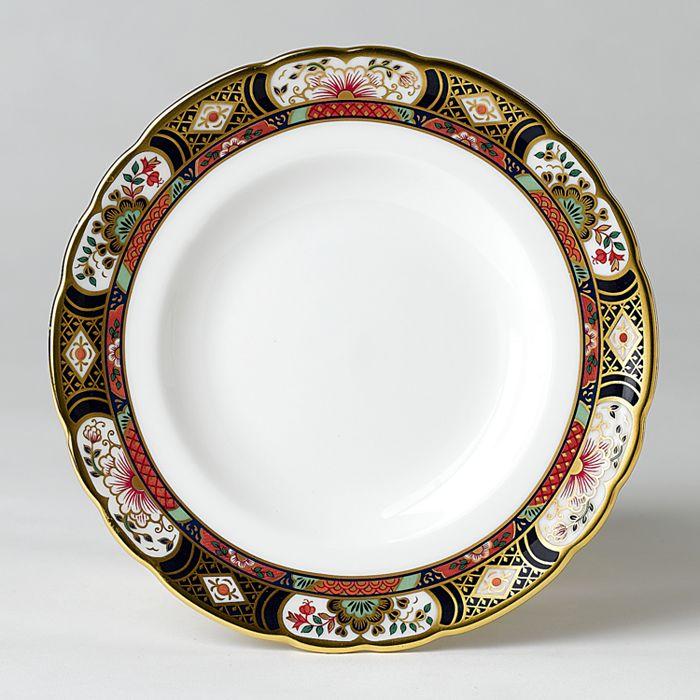 """Royal Crown Derby - """"Chelsea Garden"""" Bread & Butter Plate"""