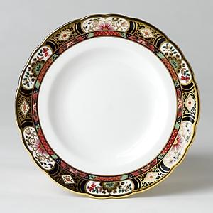Royal Crown Derby Chelsea Garden Bread & Butter Plate