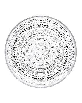 """Iittala - Kastehelmi Dewdrop Plate, 10.5"""""""