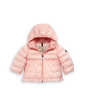 Moncler - Girls' Odile Hooded Down Jacket - Baby, Little Kid