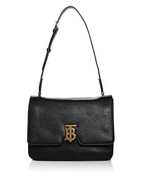 Burberry - Alice Leather Shoulder Bag