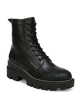 Sam Edelman - Garret Combat Platform Boots