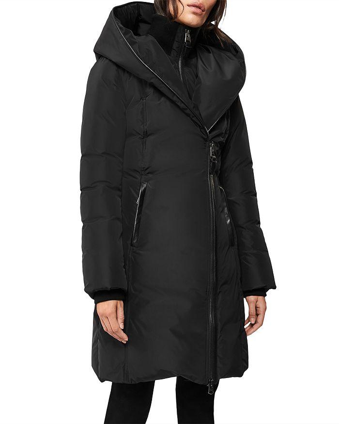 Mackage - Kay Asymmetric Hooded Coat