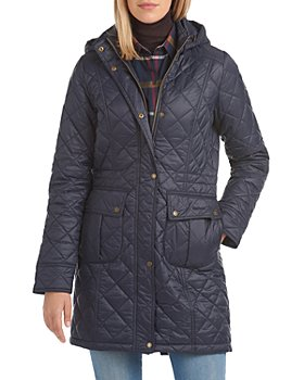 Barbour - Jenkins Hooded Quilted Coat
