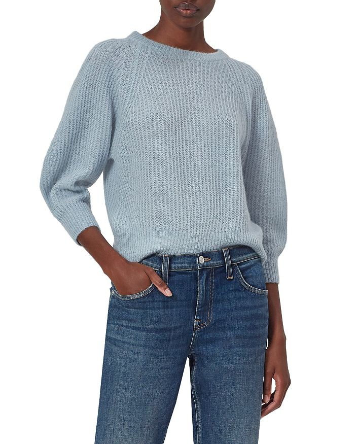 Equipment Knits KRISTINE KNIT PULLOVER SWEATER