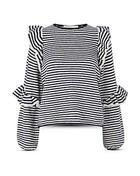 Notes du Nord - Monica Striped Blouse