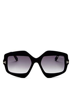 Tom Ford - Women's Oversized Square Sunglasses, 55mm