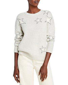 Rails - Virgo Star Print Wool & Cashmere Sweater