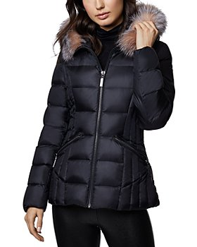 Dawn Levy - Nikki Saga Fur Trim Short Down Coat