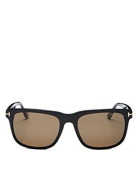 Tom Ford - Men's Stephenson Polarized Square Sunglasses, 56mm