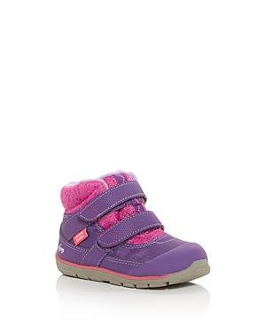 See Kai Run Girls' Atlas Ii High Top Sneakers - Baby, Walker, Toddler