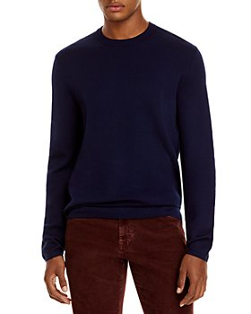Theory - Arnaud Erhart Wool Crew Neck Sweater
