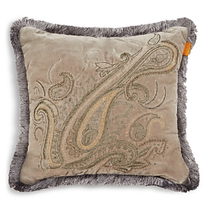 Etro Kasbath Embroidered Cushion