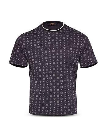MCM - Logo Diamond T-Shirt