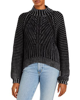 Free People - Sweetheart Ribbed Sweater