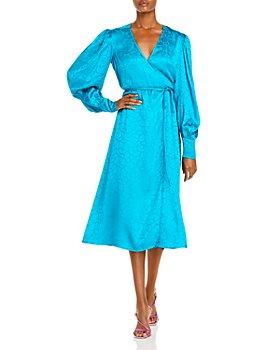 Andamane - Deva Wrap Midi Dress