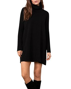 BB DAKOTA - Hug Me Tight Mini Turtleneck Sweater Dress