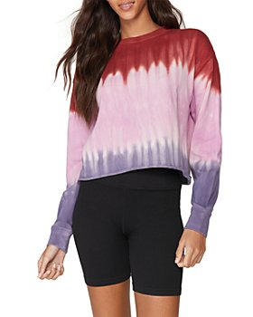 Spiritual Gangster - Mazzy Tie Dyed Sweatshirt