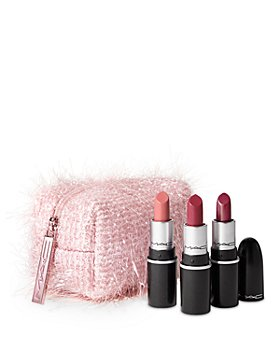 M·A·C - Fireworked Like a Charm Mini Lipstick Set ($41 value)