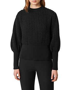 FRENCH CONNECTION - Mozart Balloon Sleeve Sweater