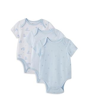 Little Me Boys\\\' Doggy Bodysuit, 3 Pack - Baby-Kids