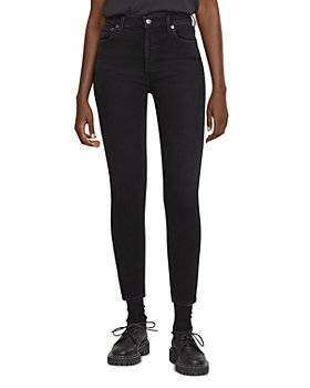 AGOLDE - Nico Skinny Ankle Jeans in Compilation